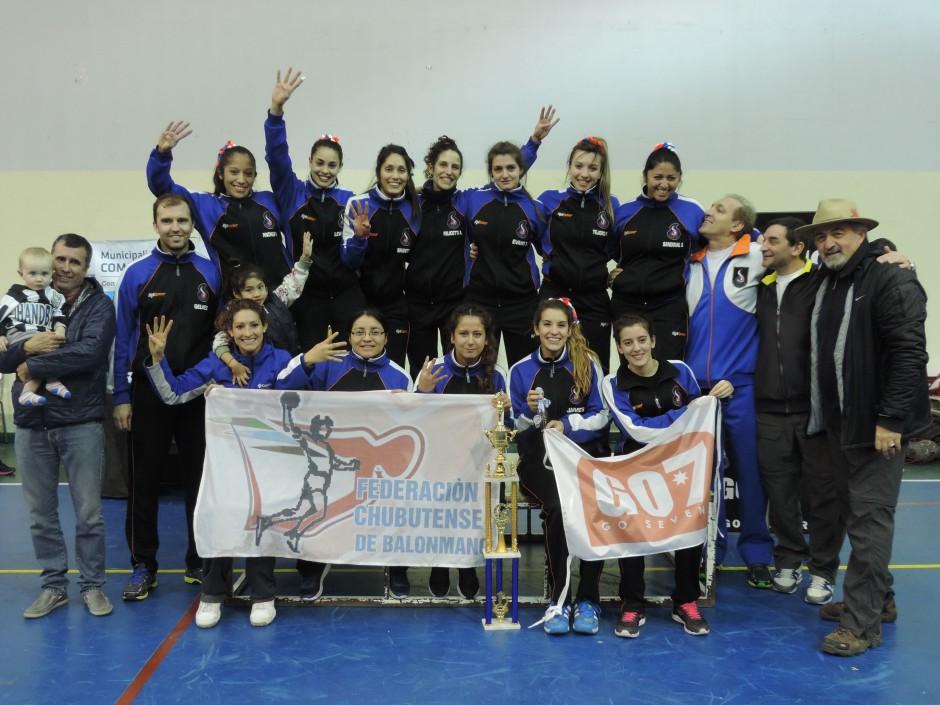 Nueva Generación y Comehue, Campeones en Chubut