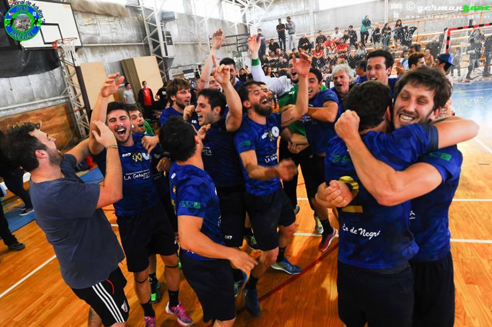 Universidad Nacional de Luján y Unión Eléctrica son los Campeones Nacionales