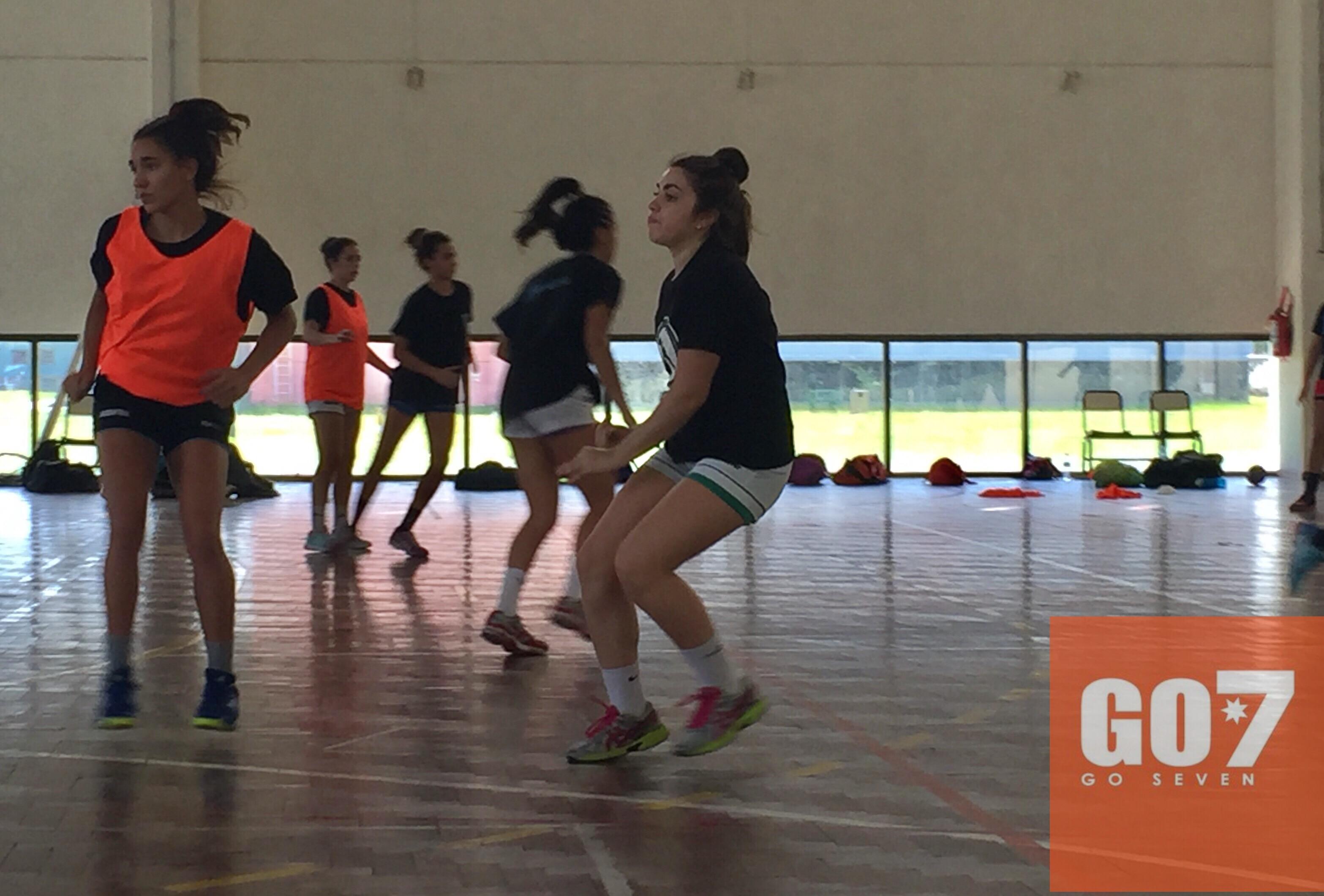 Las Juniors concentraron en Córdoba y GO7 estuvo presente