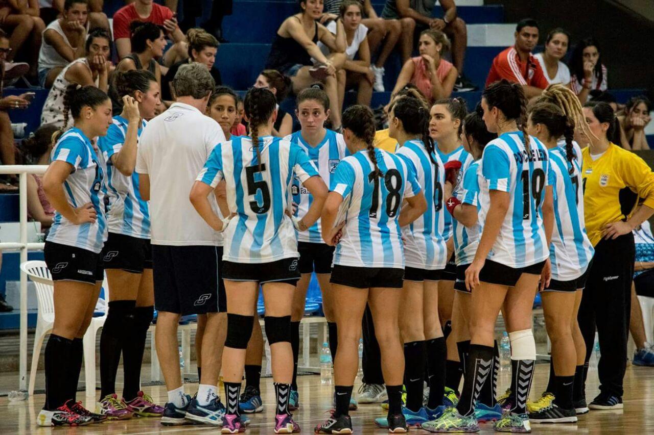 Handball. Argentina superó a Uruguay en dos amistosos en Buenos Aires.