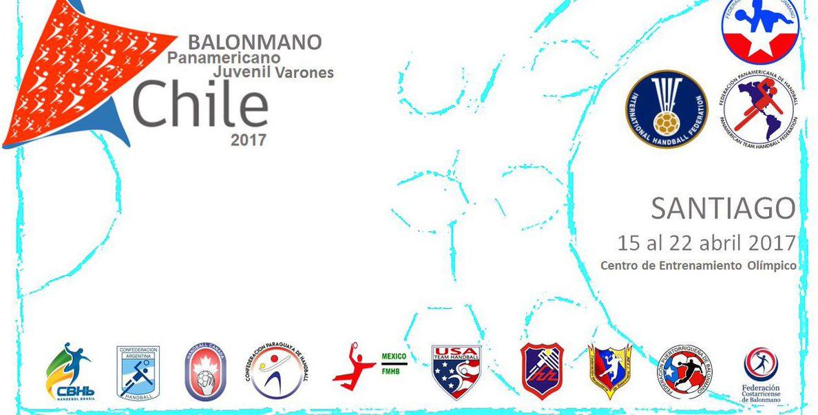 Todo listo para Panamericano Juvenil Chile 2017