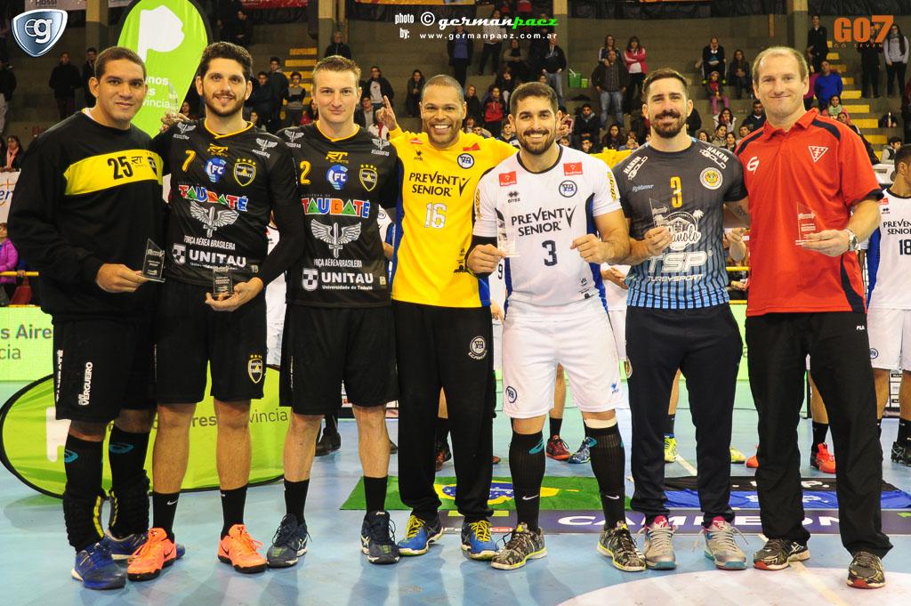 Pinheiros campeón del Panamericano de Clubes