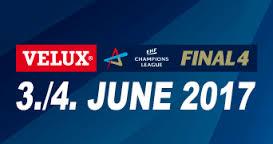 Todo listo para el Final 4 de la Velux Champions League