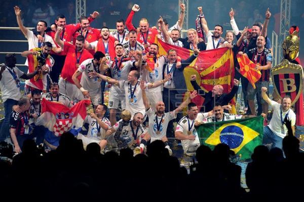 Histórico triunfo del HC Vardar