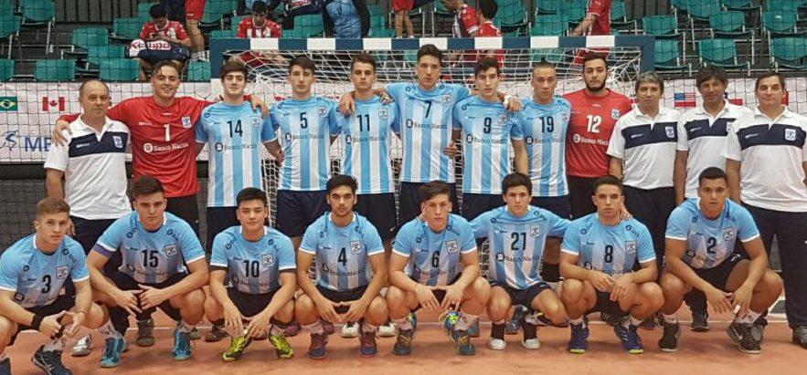 Argentina preparado para el mundial juvenil en Georgia