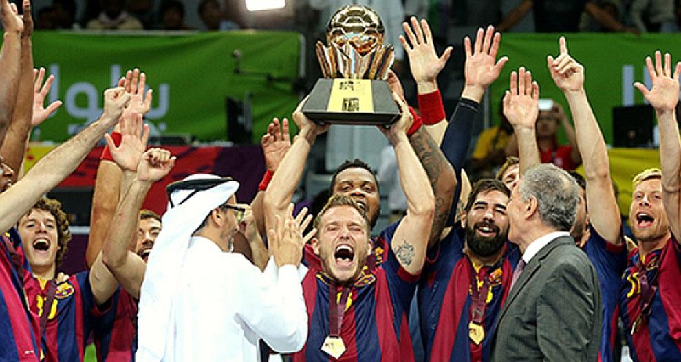 El Barca nuevamente campeón del Mundial de Clubes