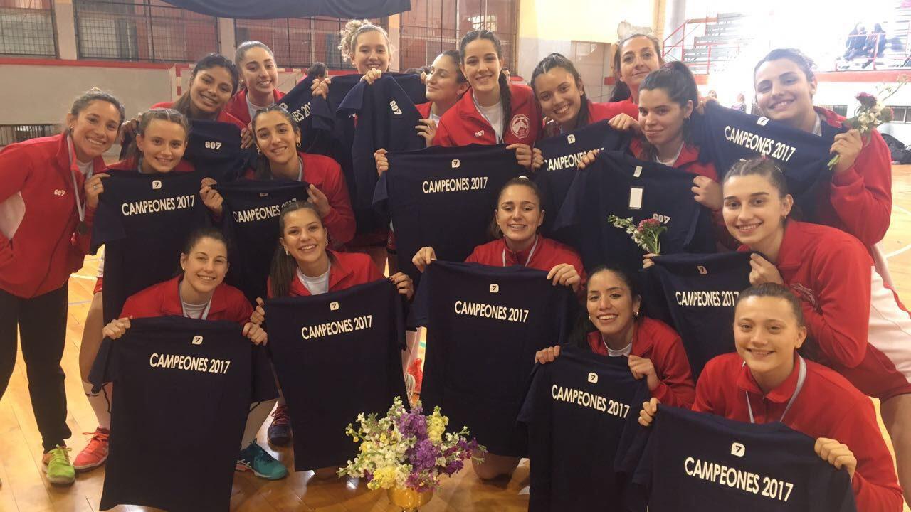Jockey y Ballester campeones del Nacional Juvenil A 2017