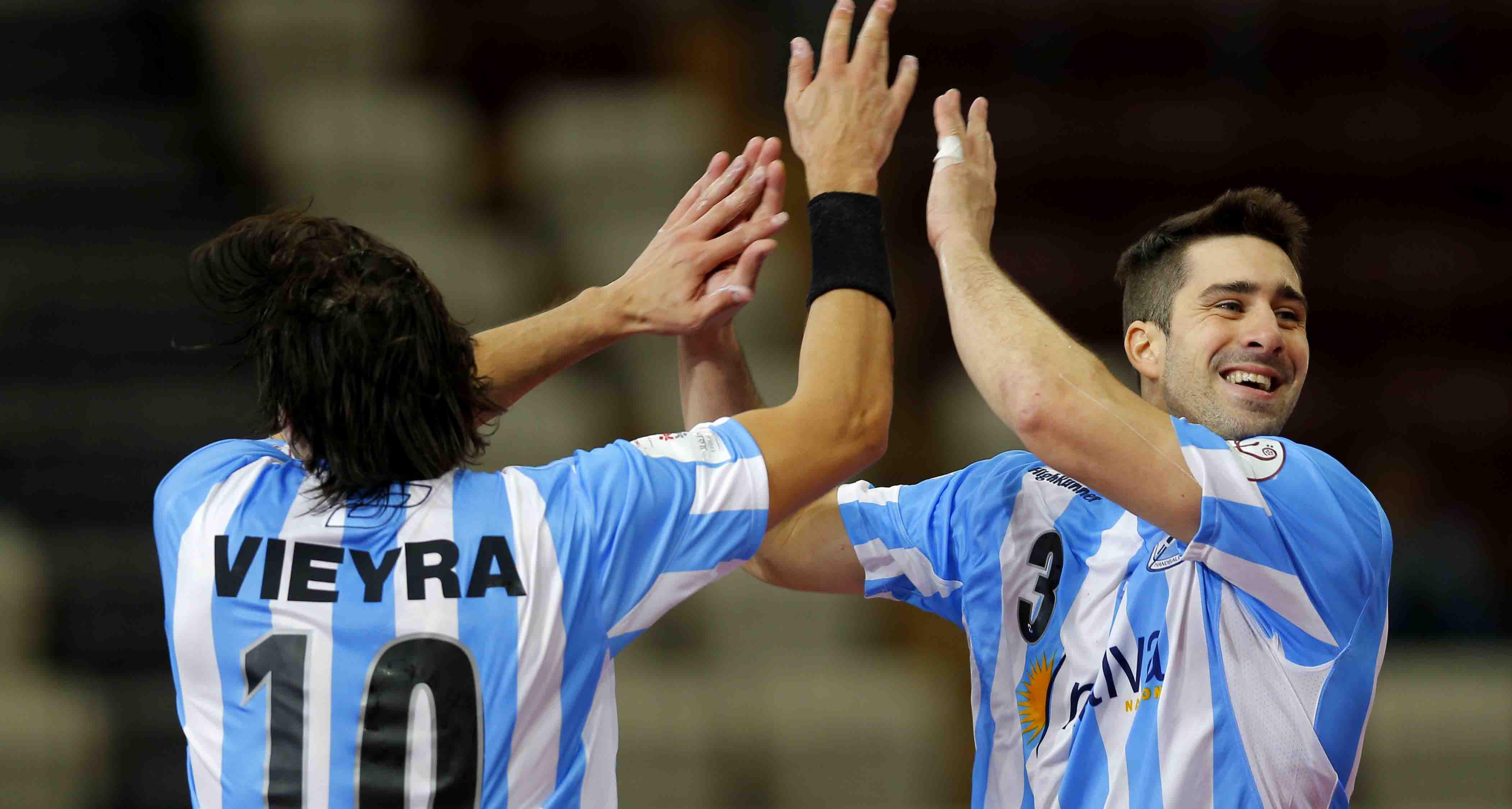 La lista de Argentina para el Torneo Internacional de España.