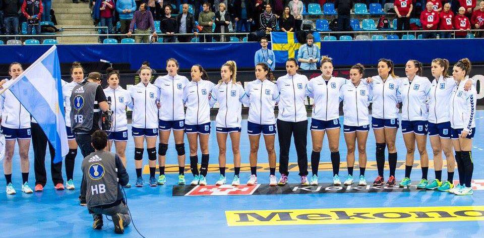 Argentina no pudo con Noruega en su segundo partido en el Mundial