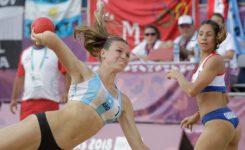 Todo listo para los juegos Sudamericanos de Playa Rosario 2019