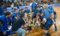 UNLu bicampeón del Nacional de Clubes